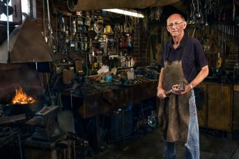 Terry, Blacksmith